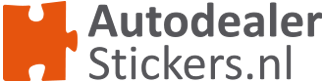 Autodealerstickers